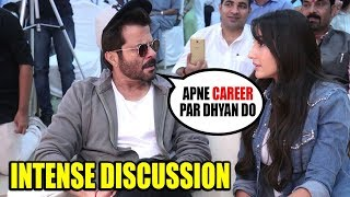 Dilbar Girl Nora Fatehi GETS CAREER TIPS From Anil Kapoor | NM College