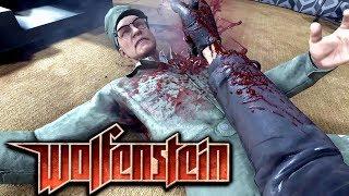 WOLFENSTEIN 2: Agent Silent Death DLC Gameplay