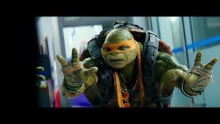 TMNT2 (2016) We're Not Monsters Scene (HD)