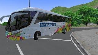 omsi - Ônibus oficial da seleção brasileira