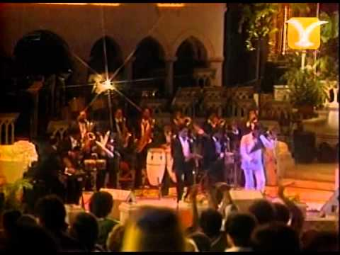 Johnny Ventura Festival de Viña 1984