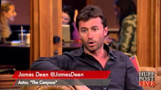Porn Star James Deen: Wearing Condoms Violates My Rights