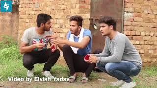 Friends Vs girlfriend Amit bhadana desi vines-----Desi Chora