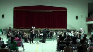 Variations for Euphonium and Brass Band / Andrew Lloyd Webber ( arr. Peter Graham ) - Soloist:李佳燁