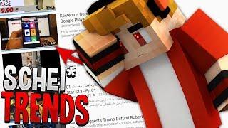 Gomme triggern + YouTube Trends Abzocke | feat. Cornym