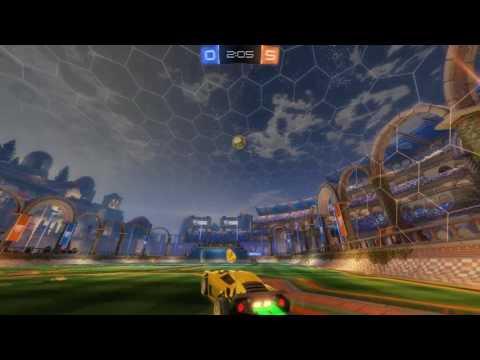 Rocket League - Aerial Goal: PikaDot