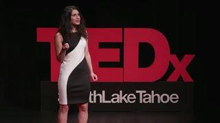 Success At What Cost? | Golbie Kamarei | TEDxSouthLakeTahoe