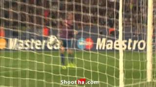 اهداف مباراة برشلونة 2-0 بورتو - Shootha.Com