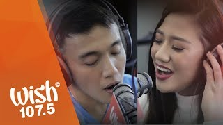 "Arnel Pineda and Morissette cover ""I Finally Found Someone"" LIVE on Wish 107.5 Bus"