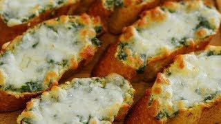 طرز تهیه خوشمزه ترین نان سیر، بهترین رسپی | Best Garlic Bread Recipe