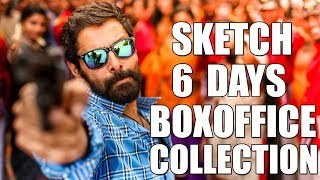 Sketch 6 Days Boxoffice Collection | Chiyaan Vikram | Chennai Boxoffice Collection