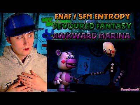 Xxx Mp4 FNAF SFM Devoured Fantasy Awkward Marina Sim Gretina Remix Entropy REACTION 3gp Sex