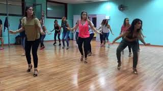 I&D On Beat Irena draganova & David Swing Grupo Intermedio Avanzado
