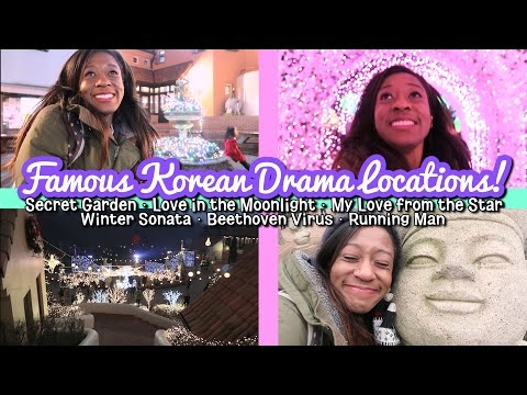 BEAUTIFUL PLACES in Korea that MADE ME CRY! (Famous Korean Drama Locations) [한국어 자막]