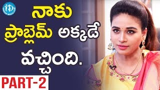 Lachi Actress Jayathi Exclusive Interview - Part #2 || Talking Movies With iDream