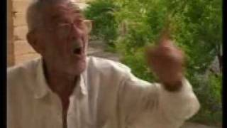 Funny old Iranian Guy in Iran cursing