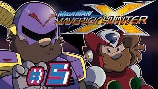 Mega Man Maverick Hunter X Let's Play Vile #5 - Cast Vicariously as Both Victim and Vile