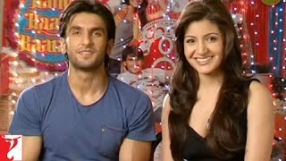 Interview with Ranveer & Anushka - Band Baaja Baaraat