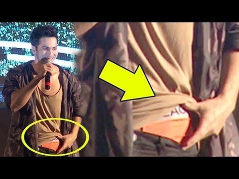 Xxx Mp4 OMG Varun Dhawan EXPOSES His Underwear In Public 3gp Sex