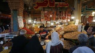 Toton Forosh'ha Bazaar Tehran, Iran