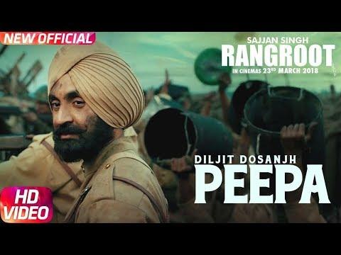 Xxx Mp4 PEEPA SAJJAN SINGH RANGROOT DILJIT DOSANJH Pankaj Batra Latest Punjabi Song 2018 3gp Sex