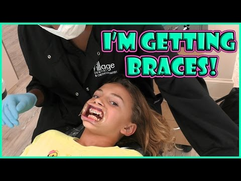 Xxx Mp4 KAYLA GETS BRACES SEE HOW BRACES ARE DONE We Are The Davises 3gp Sex