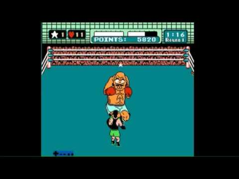 Mike Tyson's Punch-Out!! Tutorial for Speedrunning - Bald Bull 2