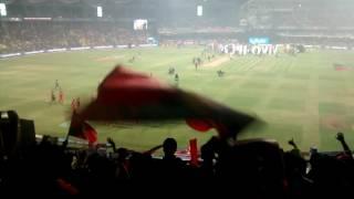 IPL 2016 Bangalore final ceremony's