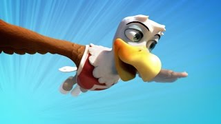 Learn Gun Safety with Eddie Eagle and the Wing Team