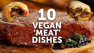 10 VEGAN MEAT DISHES | BOSH! | VEGAN