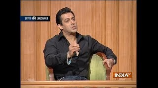 Blackbuck poaching case: When Salman Khan shared his side of story in Aap Ki Adalat