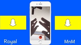 How To Record Snapchat Video Without Hands | Best Way Snapchat | Any IOS