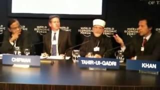 Full Video) Dr Tahir ul Qadri & Imran Khan At The World Economic 2011 Forum Davos Swiss