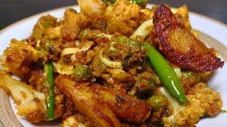 बनाये एकदम हलवाई जैसी गोभी आलू की सब्ज़ी इस आसान तरीके से| Gobhi Aloo Masala recipe in hindi