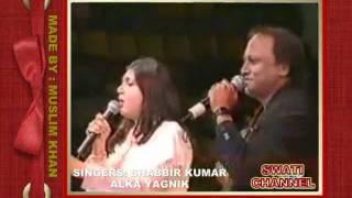 WOH HEIN ZARA KHAFA KHAFA ( Singers, Shabbir Kumar & Alka Yagnik )
