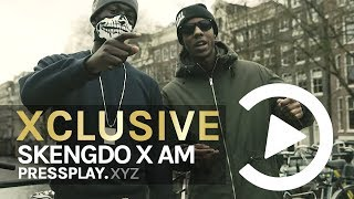 #410 Skengdo X AM - Amsterdam (Music Video) @skengdo41circle @am2bunny