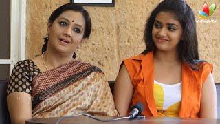 Actress Menaka and Keerthi Suresh Interview | Malayalam Actresses