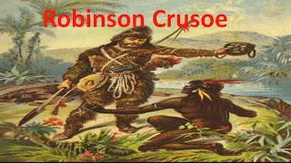 Robinson Crusoe - CBSE Class V Lesson Explanation and Question Answers