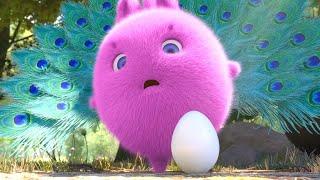 Sunny Bunnies | Big Boo Laid an Egg ! 🥚| COMPILATION | Cartoons for Children | WildBrain