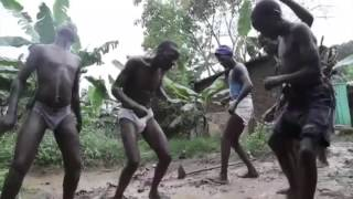 When Trap Music Hits Africa !!! Tbam - HalfWay (when the squad turnt & pops Molly)