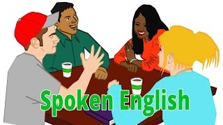 Spoken English Conversation With Subtitle - Learning English Conversation