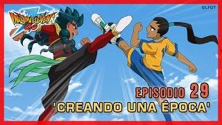 Inazuma Eleven Go Chrono Stones - Episodio 29 español «¡Creando una época!»