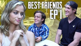 BEST FRIENDS GO ON A DOUBLE DATE!