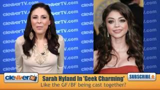 "Sarah Hyland To Star In Disney Channel Movie ""Geek Charming"" with BF Matt Prokop"