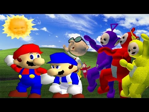 Xxx Mp4 SM64 Bloopers Where The Wild Teletubbies Are 3gp Sex