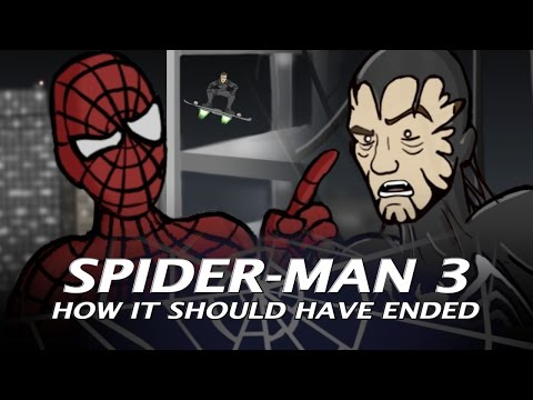 Xxx Mp4 Spider Man 3 How It Should Have Ended 3gp Sex