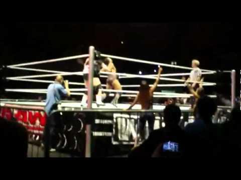 WWE Raw World Tour SãoPaulo 24 05 12