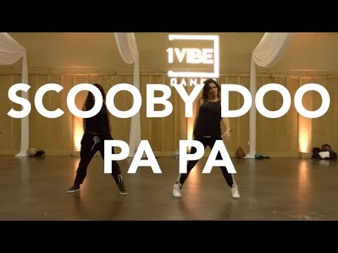SCOOBY DOO PA PA - DJ KASS  Jen Colvin Choreo  1Vibe Dance #scoobydoopapachallenge