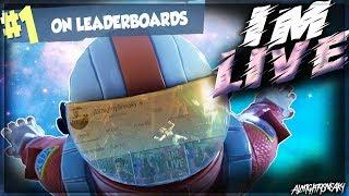 NEW SEASON 3 UPDATE   #1 RANKED ON LEADERBOARDS ~ 683 SOLO WINS ~ 13K+ KILLS ~ SPONSOR GOAL 260/300