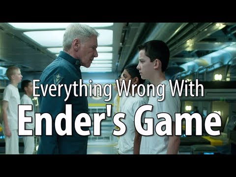 Everything Wrong With Ender s Game In 16 Minutes Or Less